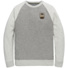 CREWNECK KNIT SWEAT COMBINATION